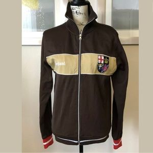 Urban Outfitter ACE Brown England Track Jacket S